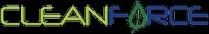 Logo officiel écrit Groupe Cleanforce